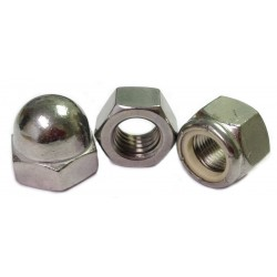 Marine Bolt Supply 5//16-24 pack of 50 Type 18-8 Stainless Steel Thin//Jam Nuts