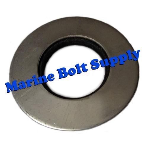 Stainless Steel Size #10 Neoprene Bonded Sealing Washer